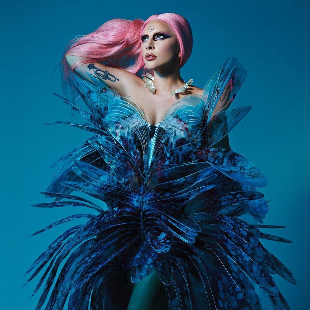 Lady Gaga 'Chromatica' album x IVH