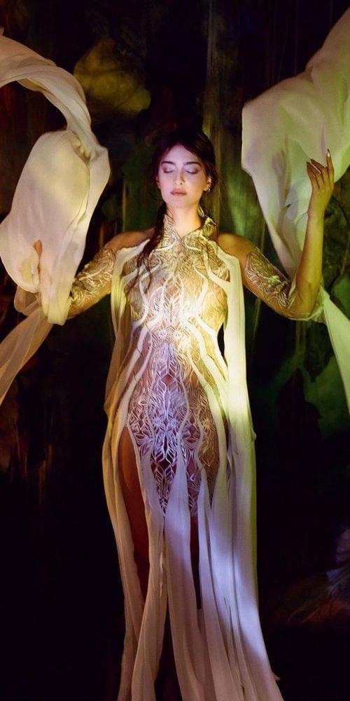SONAM KAPOOR for Vogue India