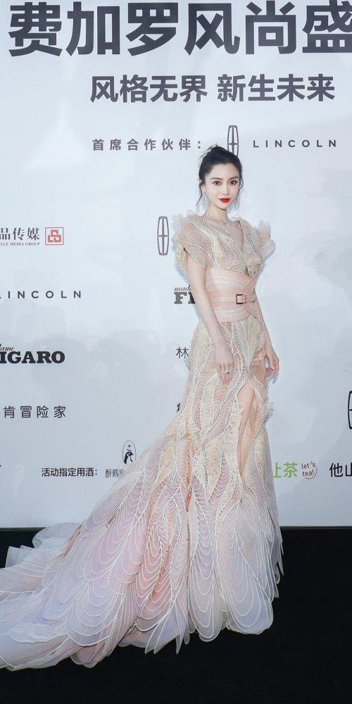 ANGELABABY Fashion Gala Beijing