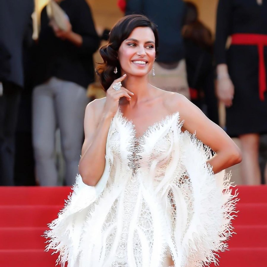 Catrinel Marlon at the Cannes Film Festival2021