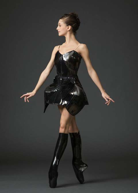 16 iris van herpen for NYC ballet