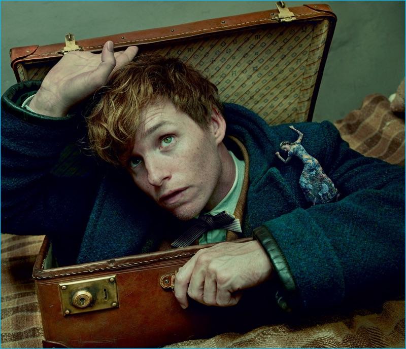 Eddie Redmayne 2016 Photo Shoot Vogue 002