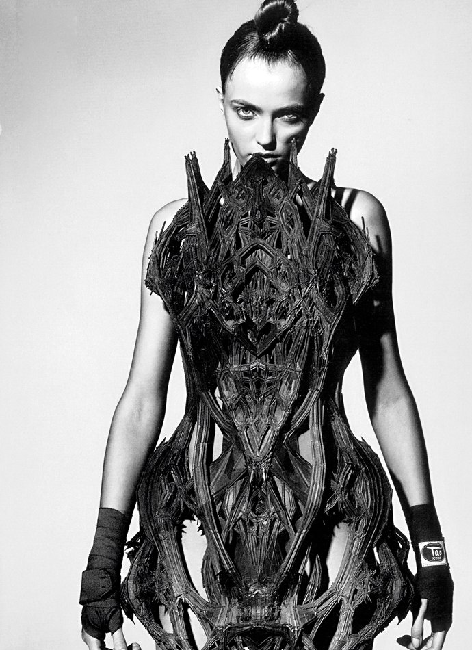 iiiinspired   coupde.foudre.co   Dazed & Confused, April 2012, Vlada by Rishard Burbridge   2
