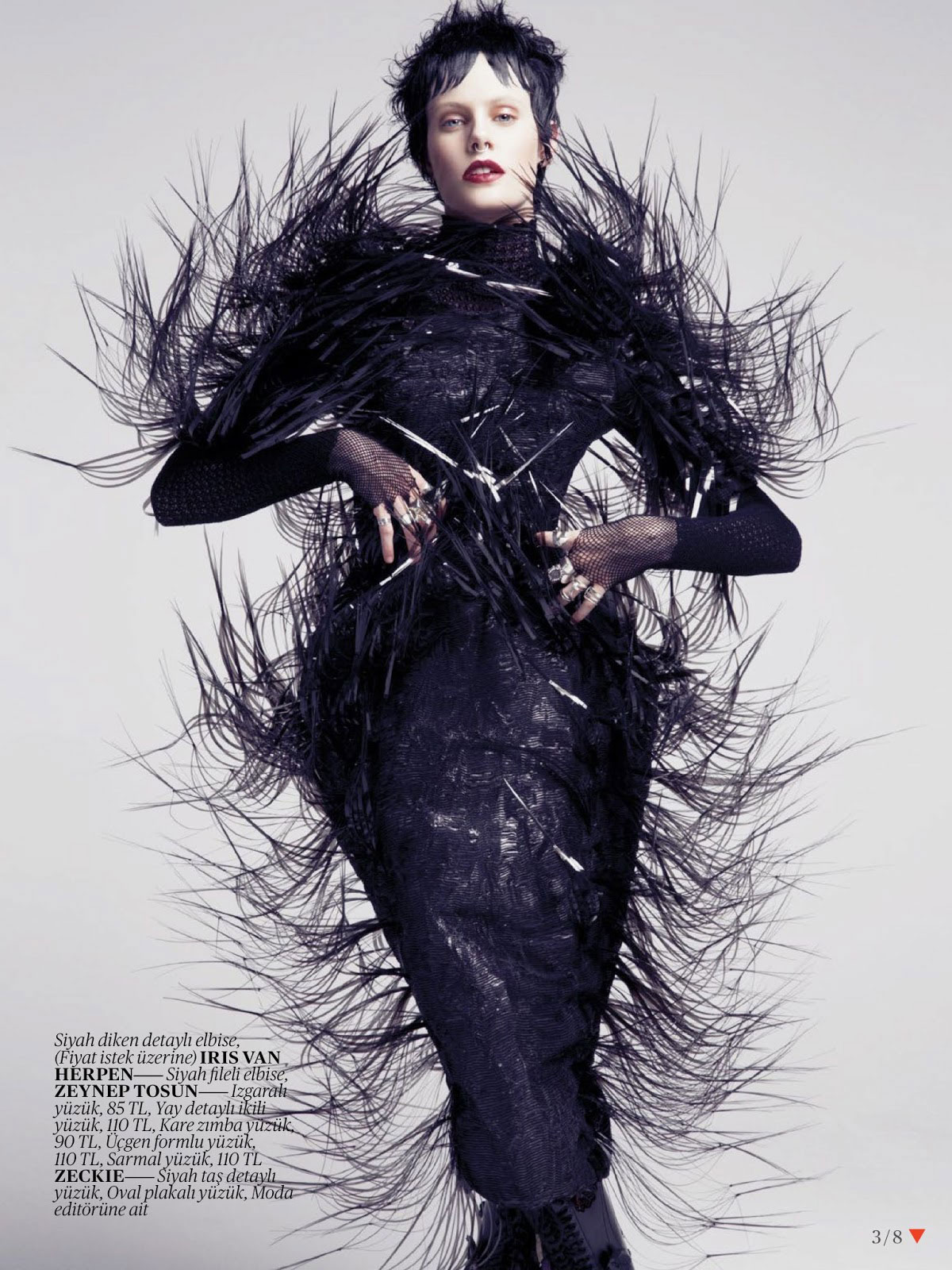 iris can herpen for vogue turkey may 2013