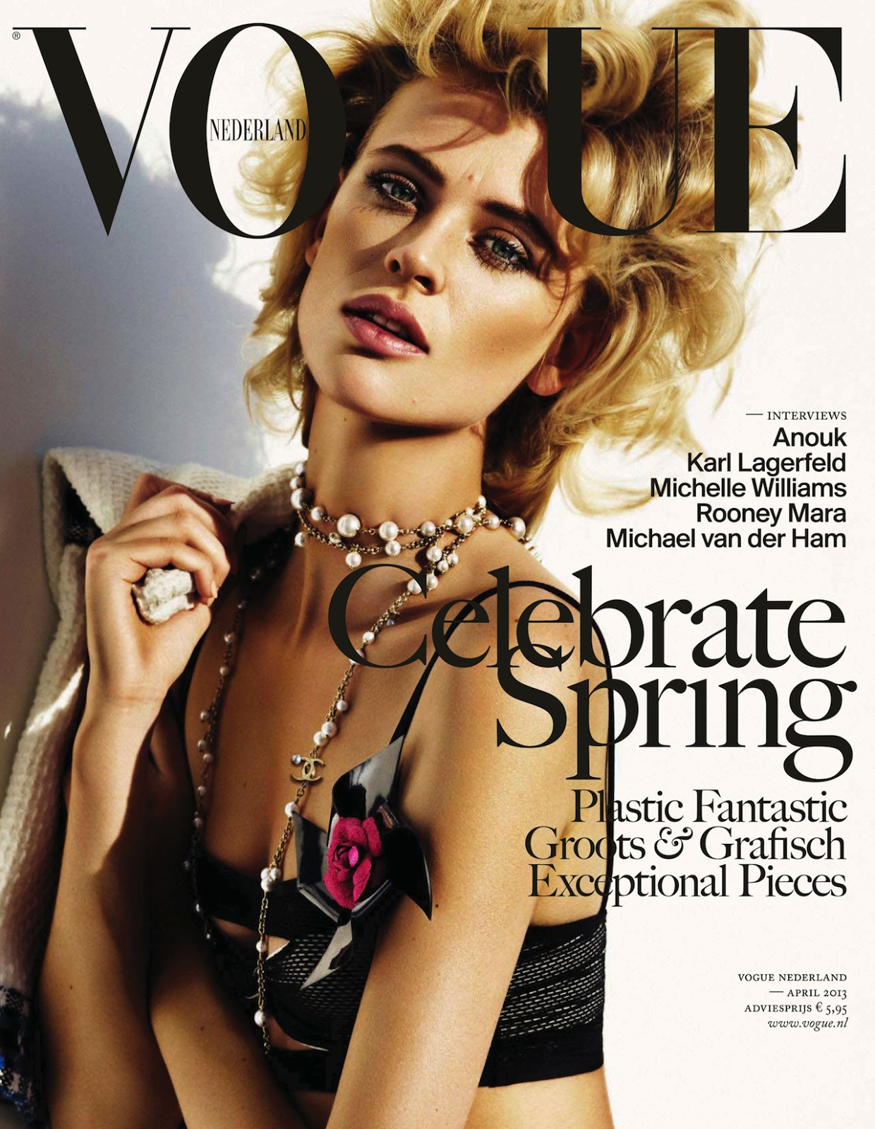 vogue netherlands april 2013 cover kopie