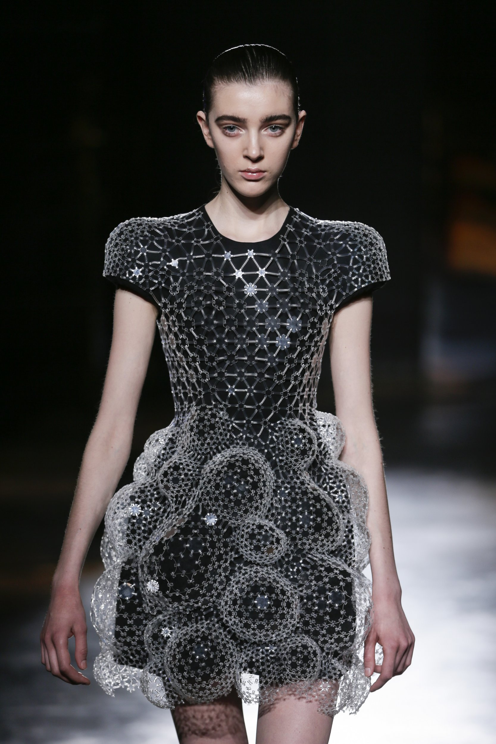 57359059d09e LUCID - For her Lucid collection the Dutch designer Iris van Herpen  explores the concept of lucid dreaming. Within a lucid dream