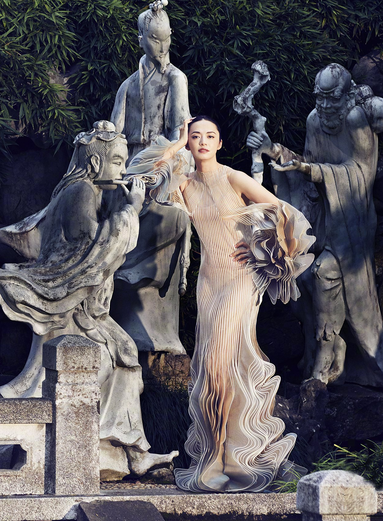 IVH China Harpers Bazaar